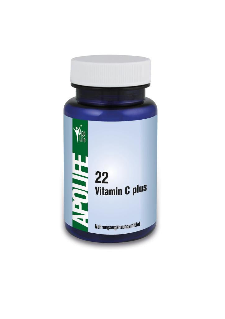 apolife 22 vitamin c plus bei valsona online kaufen. Black Bedroom Furniture Sets. Home Design Ideas
