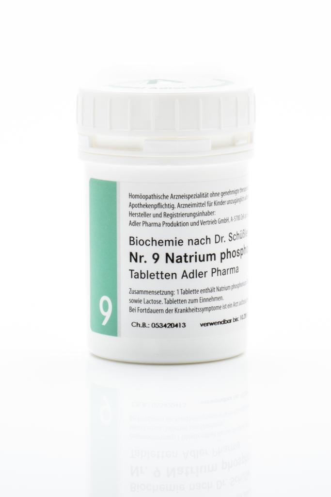 sch ler salz nr 9 natrium phosphoricum d6 von adler pharma. Black Bedroom Furniture Sets. Home Design Ideas