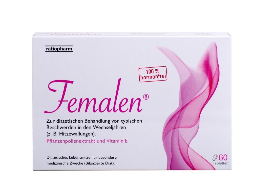 Femalen von Ratiopharm bei Valsona online kaufen