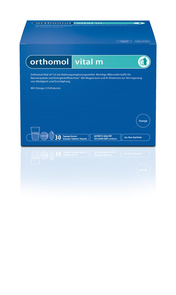 Orthomol Vital m Orange - Versandkostenfrei bestellen
