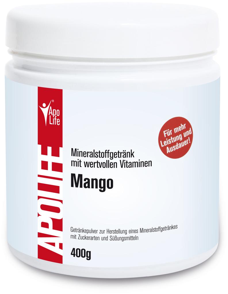 ApoLife Mineralstoffgetränk Mango bei Valsona online kaufen