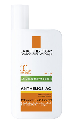 la roche posay anthelios ac lsf 30 fluid bei valsona. Black Bedroom Furniture Sets. Home Design Ideas