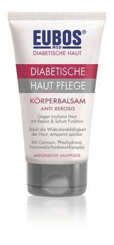 Diabetische Haut Pflege Körperbalsam
