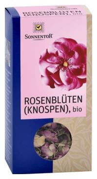 Sonnentor Tee Rosenblüten Lose