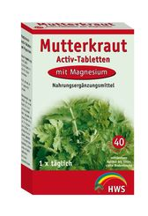 Mutterkraut Activ Tabletten