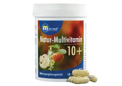Merimed Natur-​Multivitamin 10+