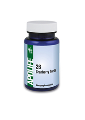 ApoLife 26 Cranberry forte
